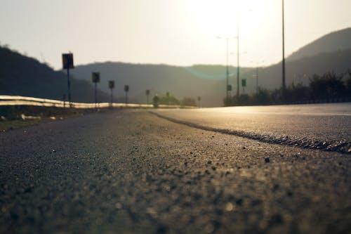 日出, 路 的 免費圖庫相片