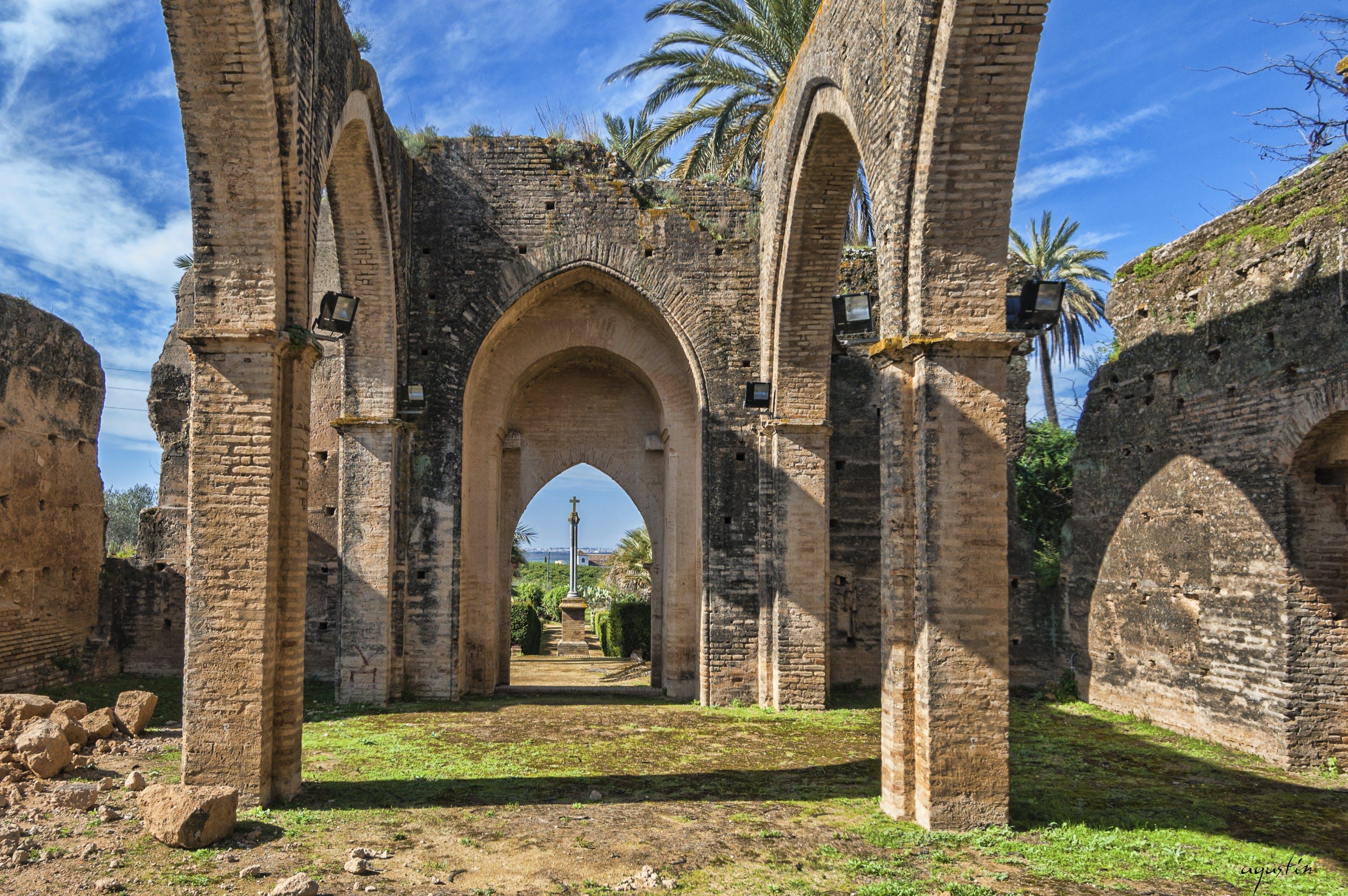 Kostenloses Stock Foto zu ruinas de castilleja de talhara