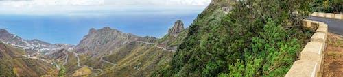 Základová fotografie zdarma na téma evropa, hory, kanárský ostrov, klikatá cesta