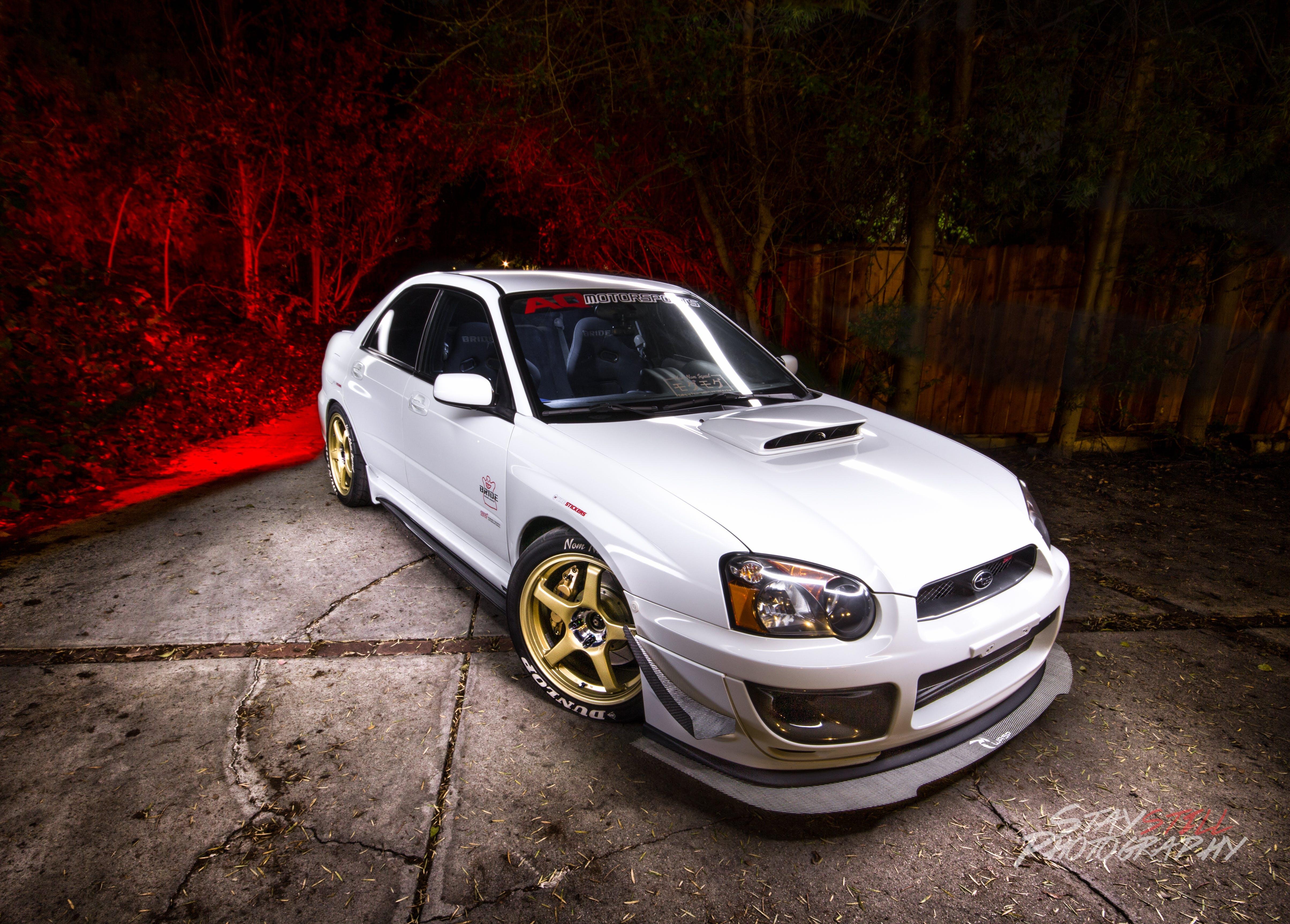 Free stock photo of automotive, car, cars, Impreza