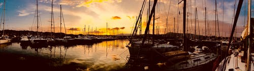 Free stock photo of corfu, Gouvia Marina, greece, panoramic