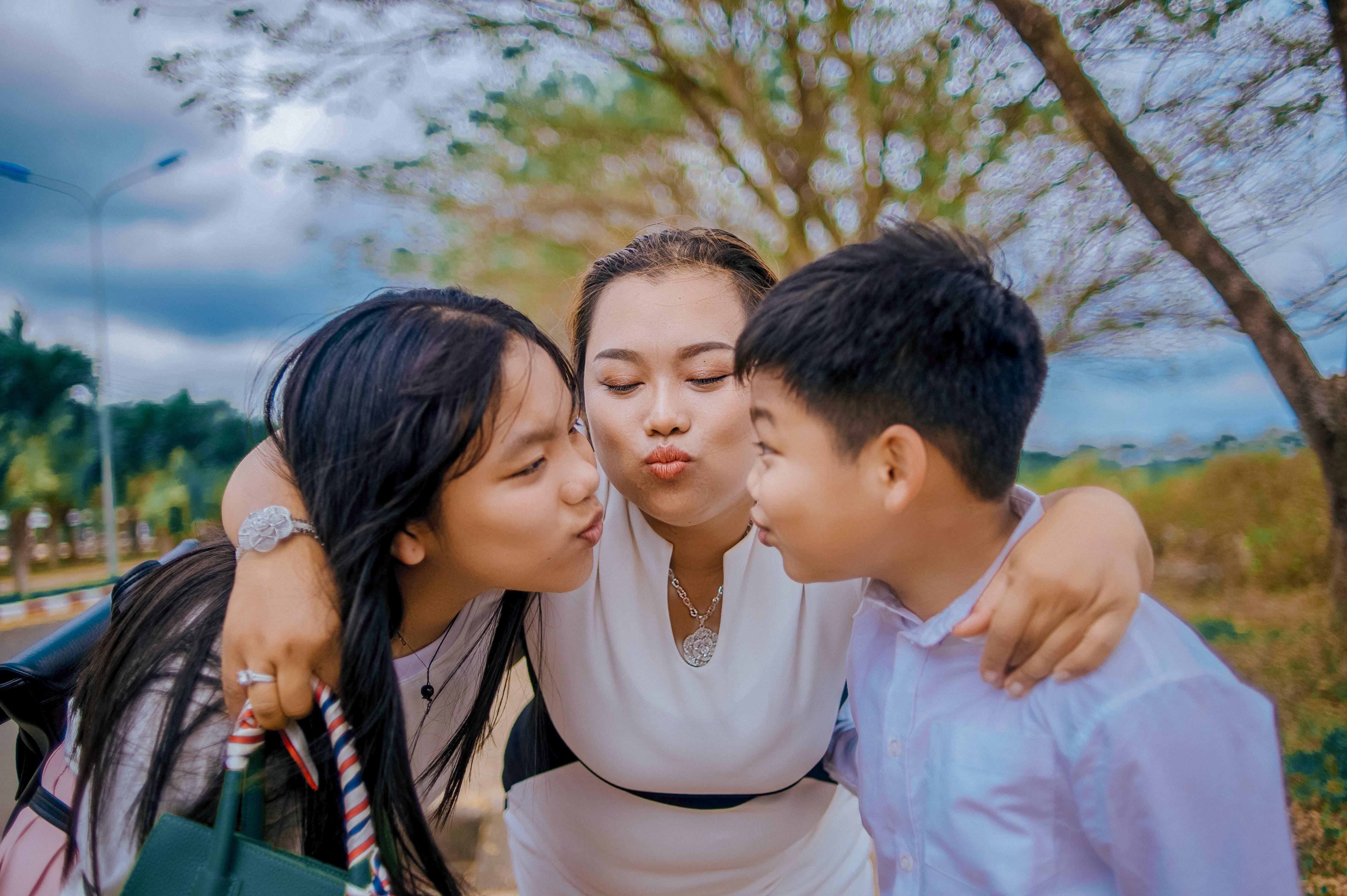 Δωρεάν στοκ φωτογραφιών με αγάπη, Άνθρωποι, ασιάτες, γιός