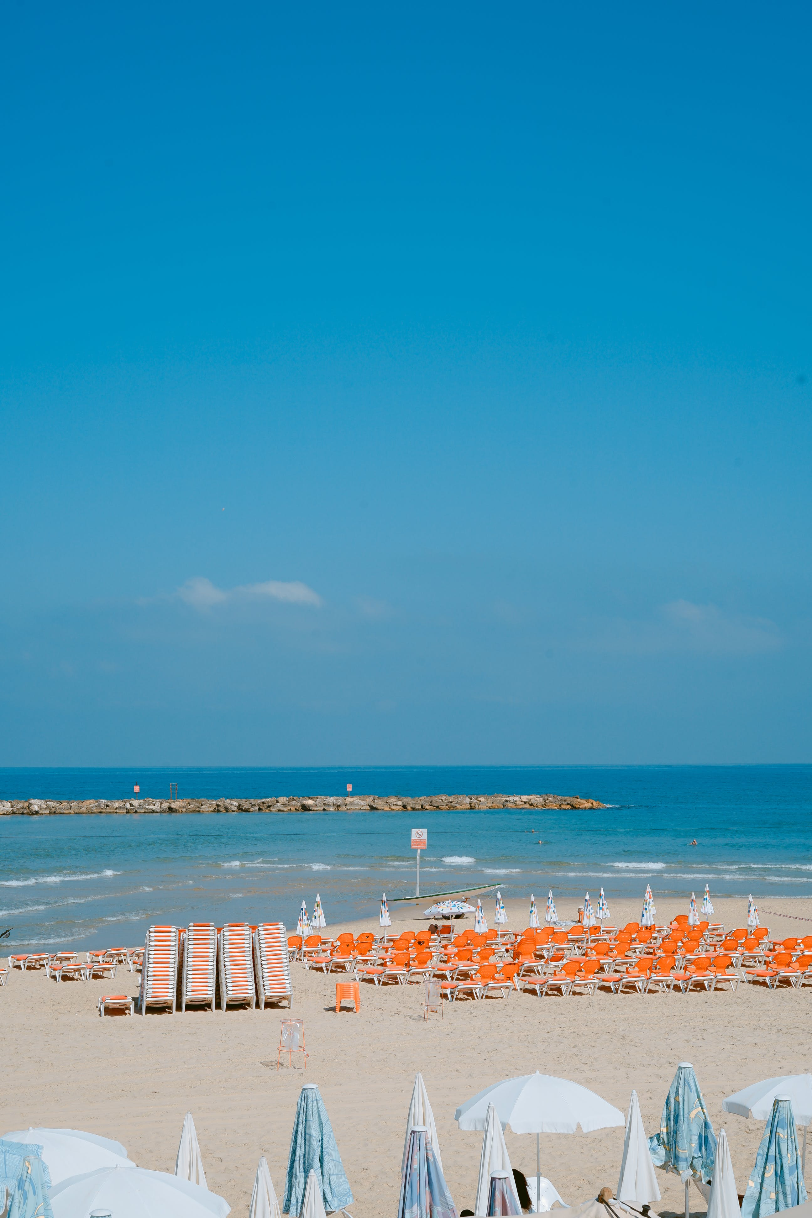 Ảnh lưu trữ miễn phí về bãi biển, bãi biển phía trước, ban ngày, biển