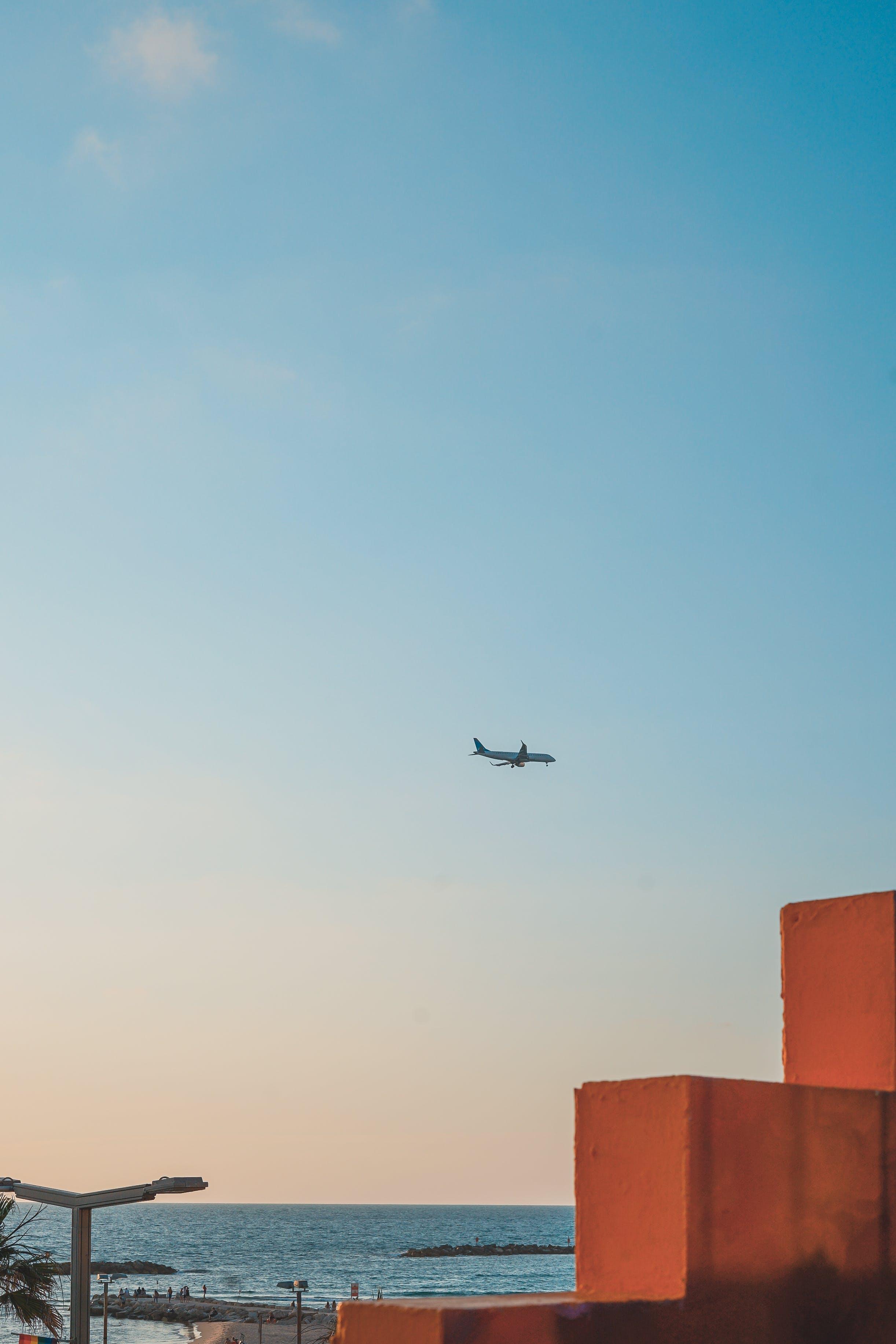 Ảnh lưu trữ miễn phí về bầu trời, bầu trời quang đãng, chuyến bay, hàng không
