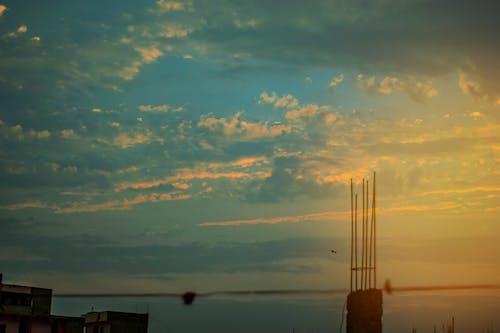 Foto stok gratis 50mm, 50mm18, alam, awan