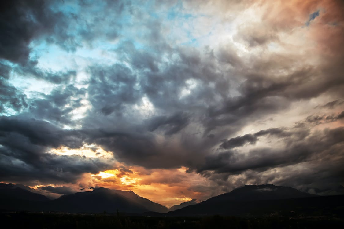 Free stock photo of clouds, cloudy, dramatic