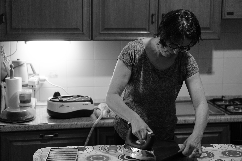 Free stock photo of black and white, everyday life, everyday people, homework