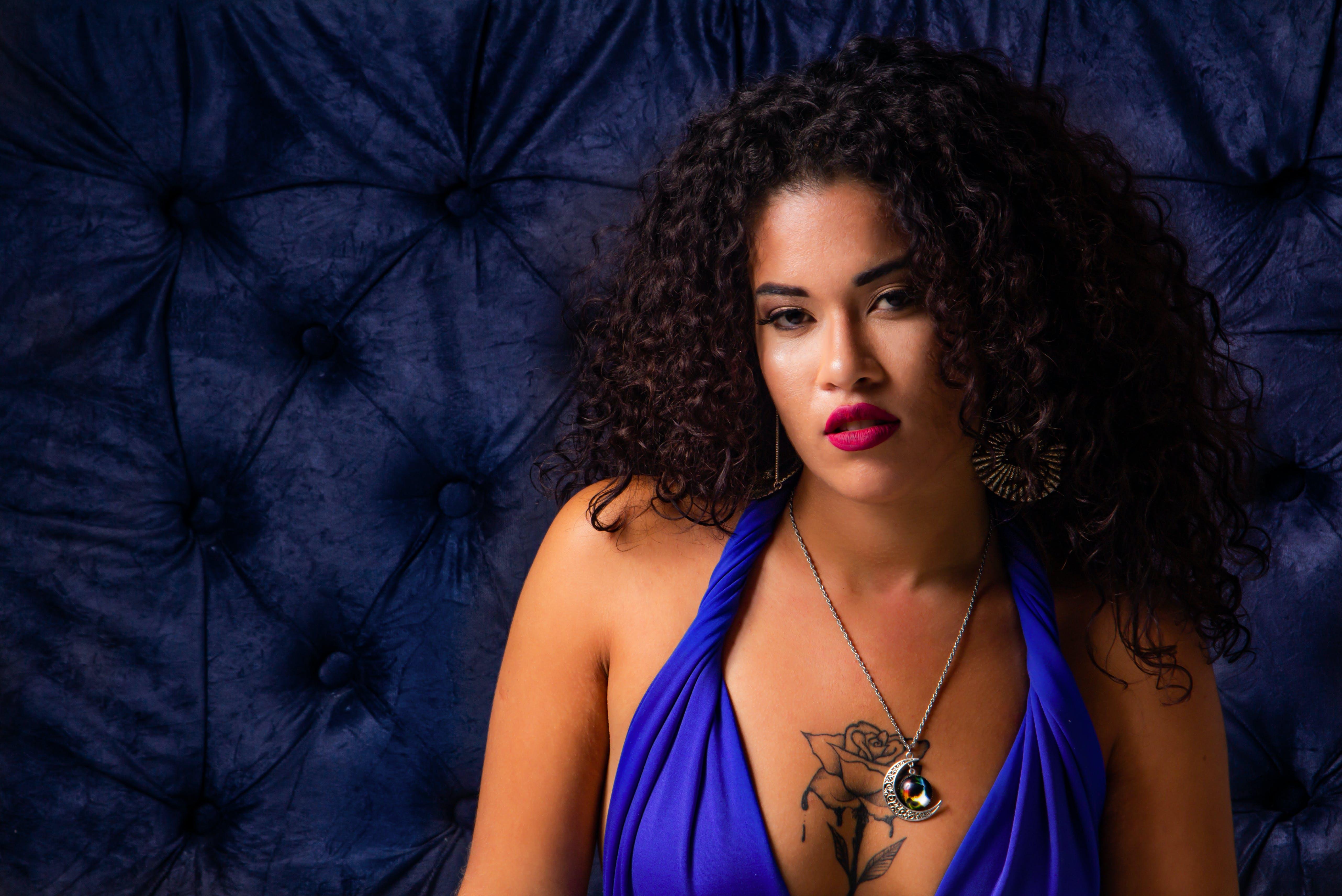 Free stock photo of woman, sensual, sensuality, black woman