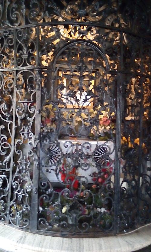 Free stock photo of the stone gates