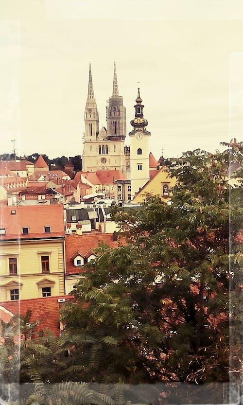 Free stock photo of katedrala