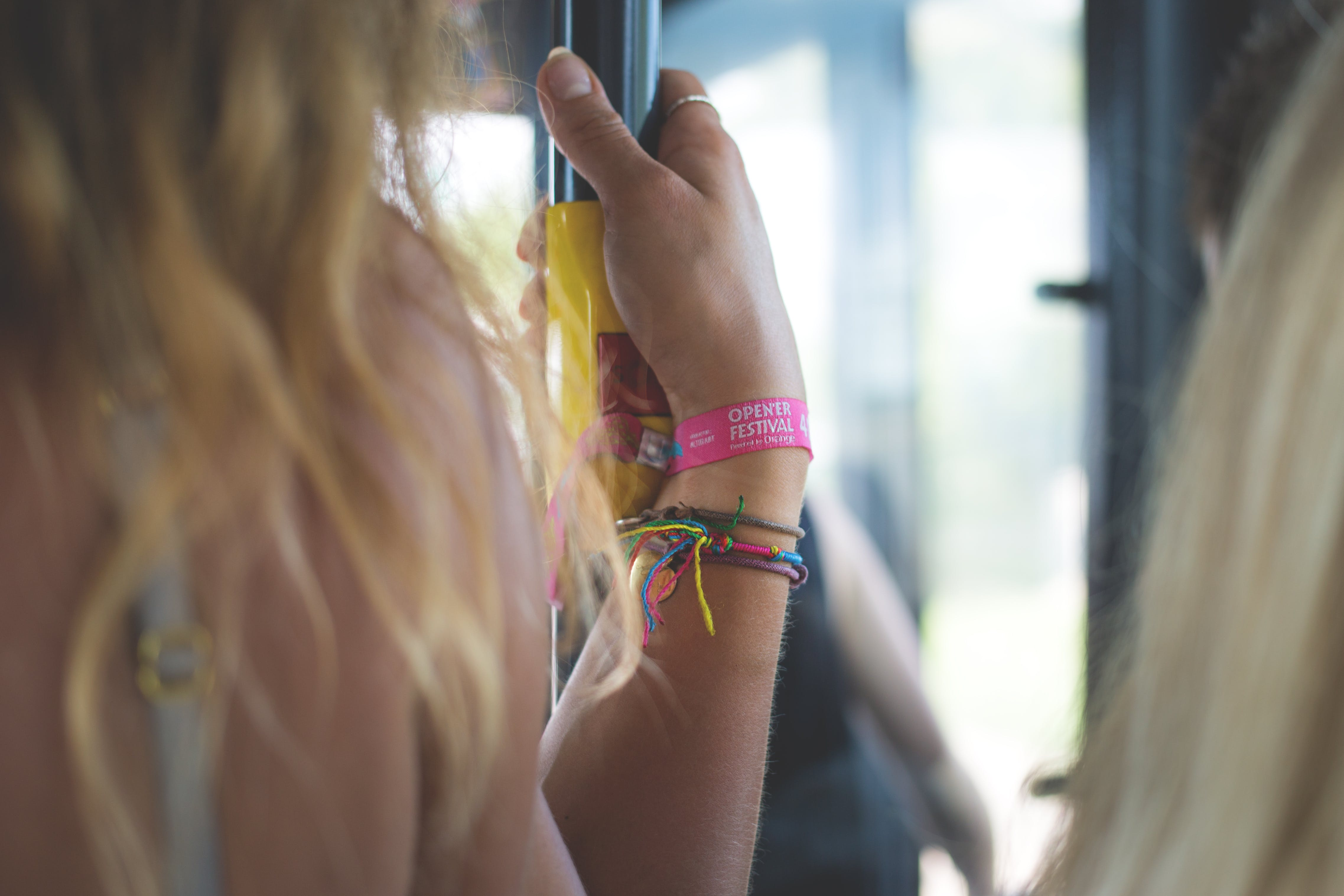 Základová fotografie zdarma na téma blond, léto, lidé, móda