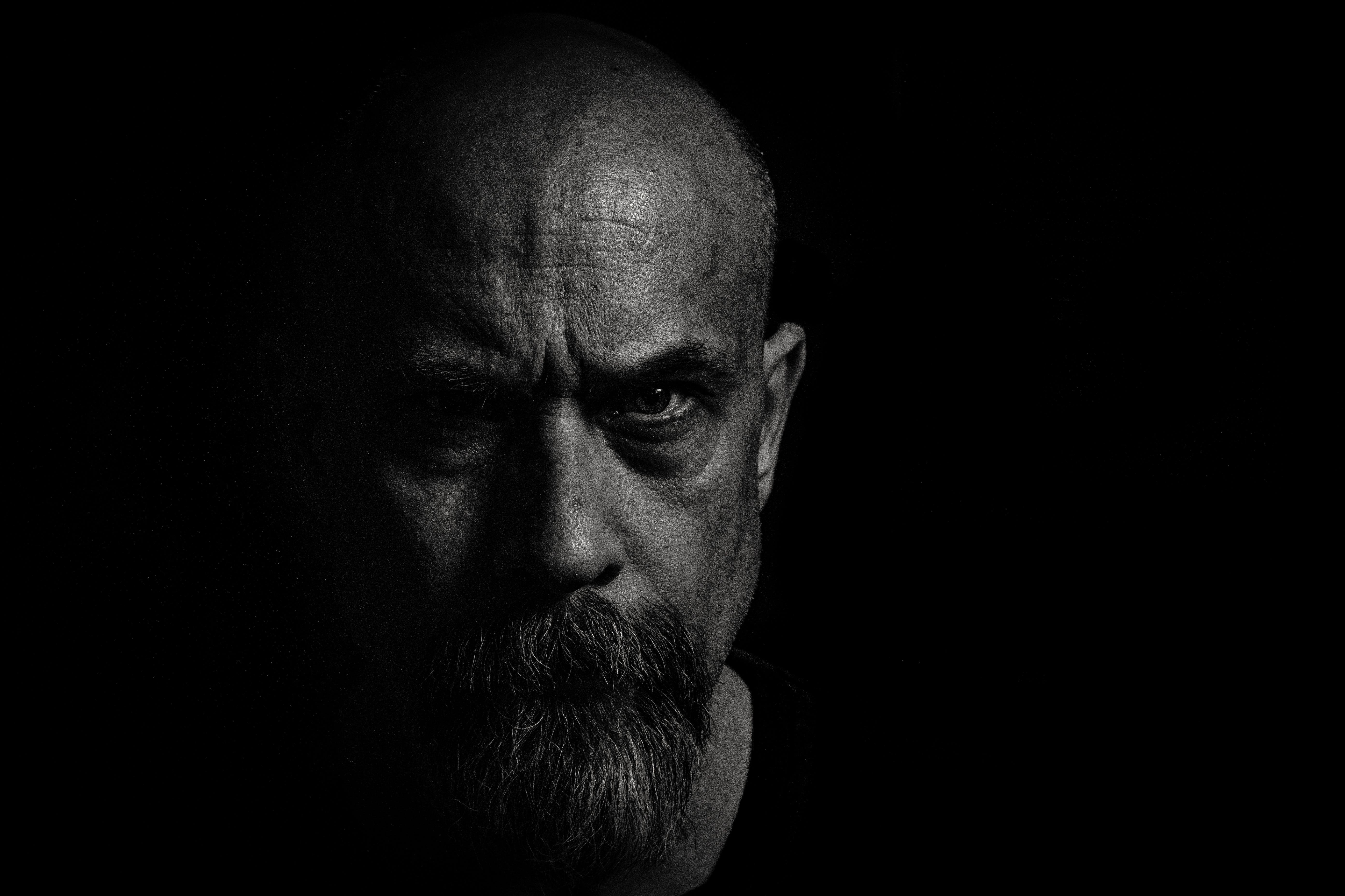 Photography Of Bearded Man