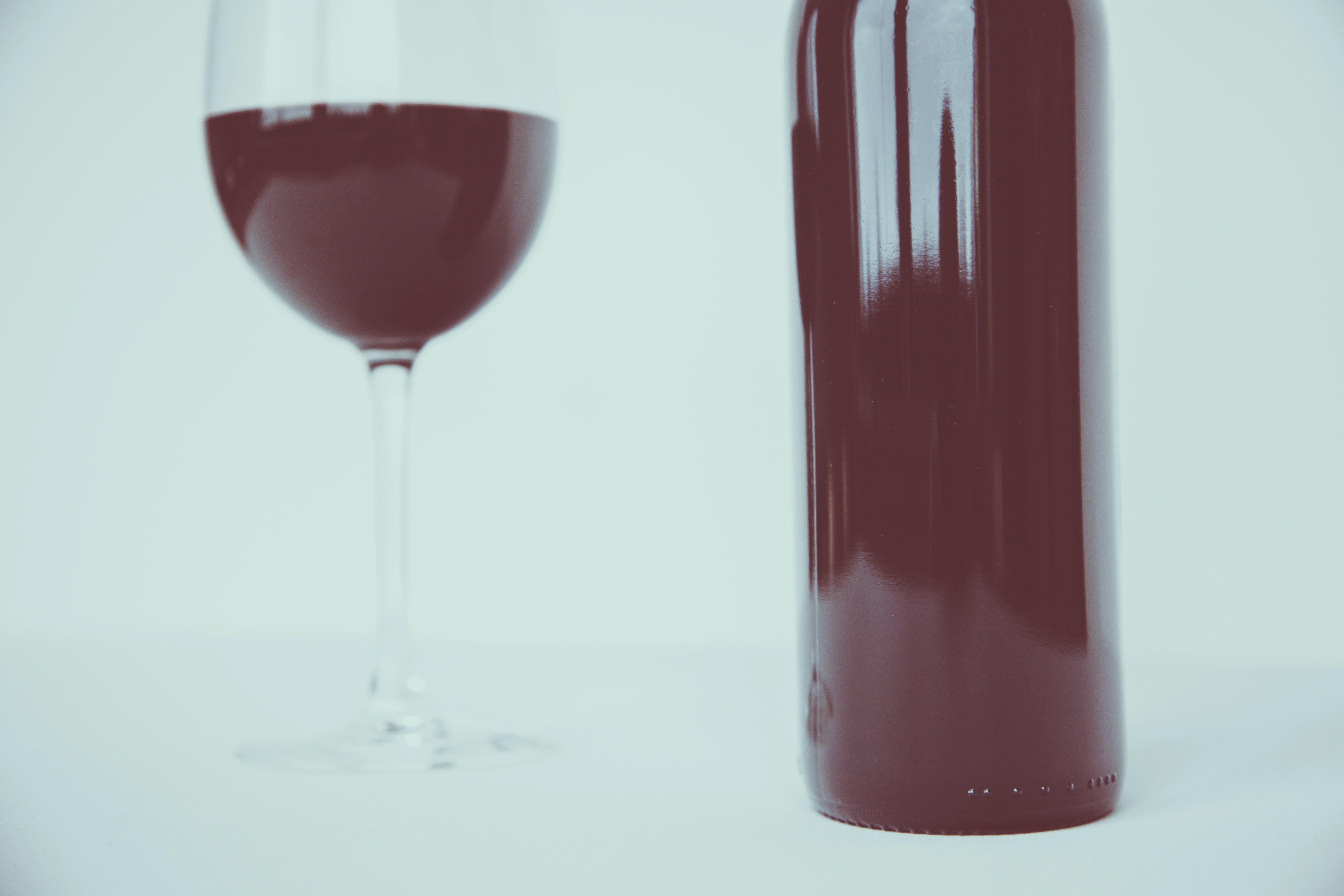 Free stock photo of red wine, vine, wine, wine bottle