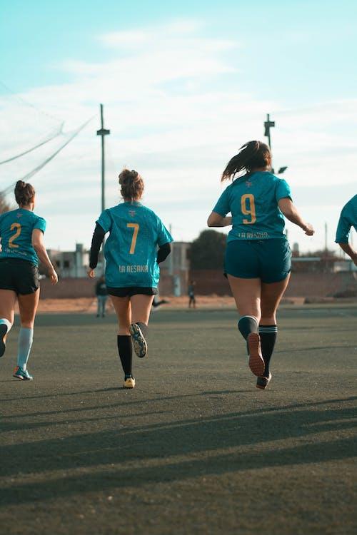 ゲーム, サッカー選手, スポーツ