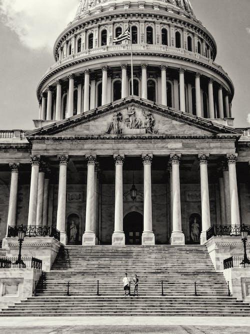 Gratis arkivbilde med Capitol