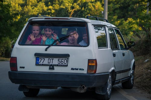 Gratis stockfoto met #eidmubarak #kids #car #bursa