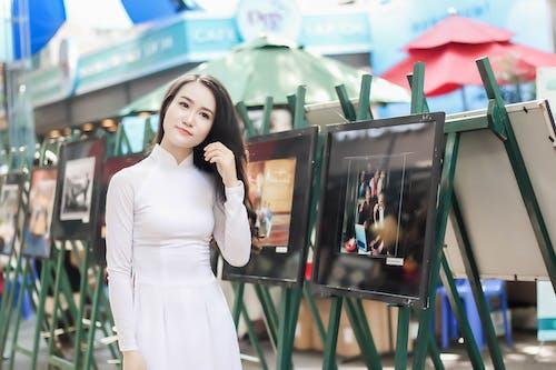 アジアの女性, アジア人の女の子, ファッション, 人の無料の写真素材