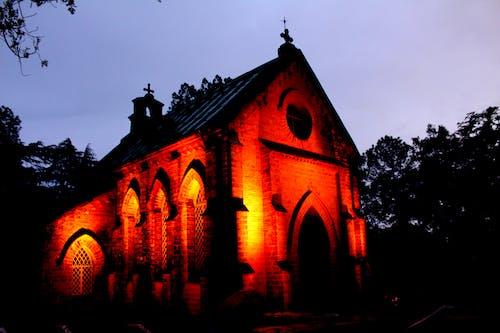 Free stock photo of christian, church, lansdowne uttrakhand india
