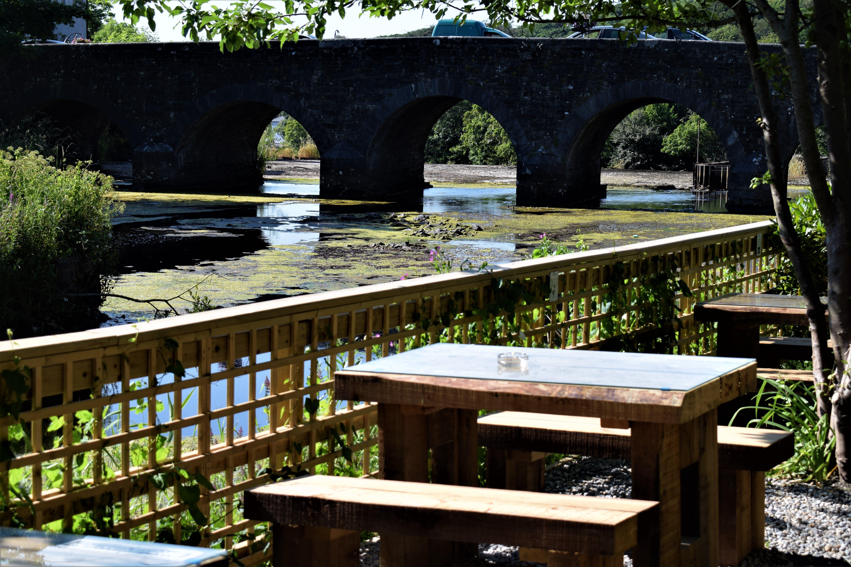 Free stock photo of bar, bench, bridge, city
