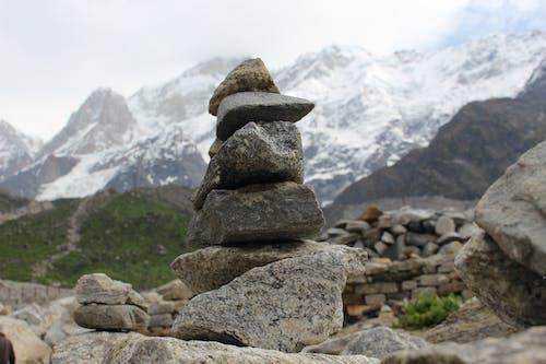 Free stock photo of ice, india, mountain
