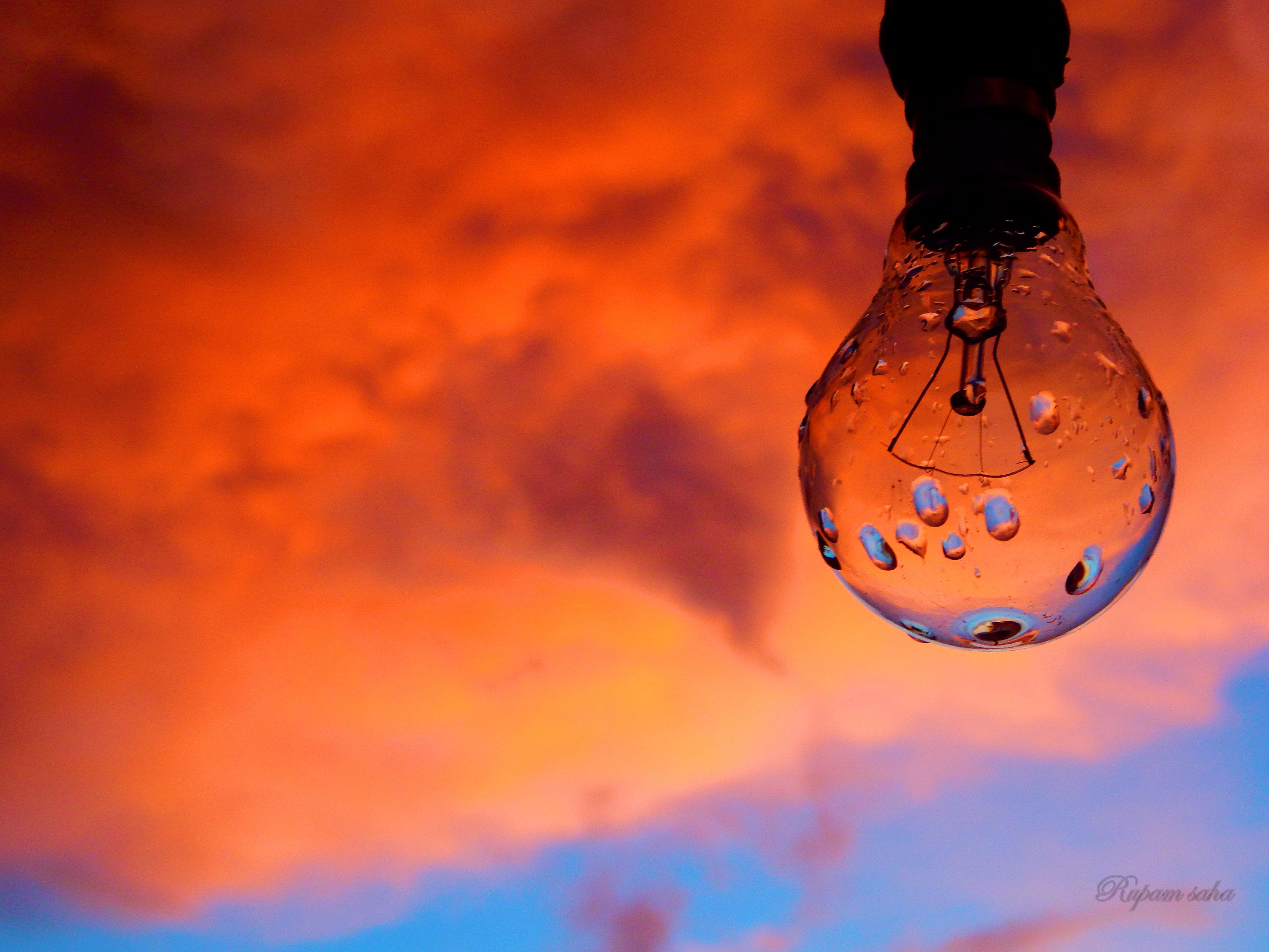 Gas Water Licht : Kostenloses foto zum thema elektrisches licht goldenen