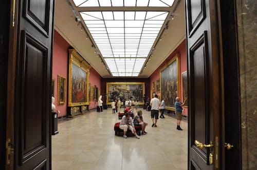 Бесплатное стоковое фото с музей