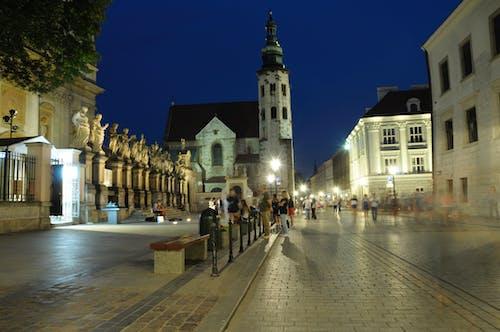 Бесплатное стоковое фото с krakow