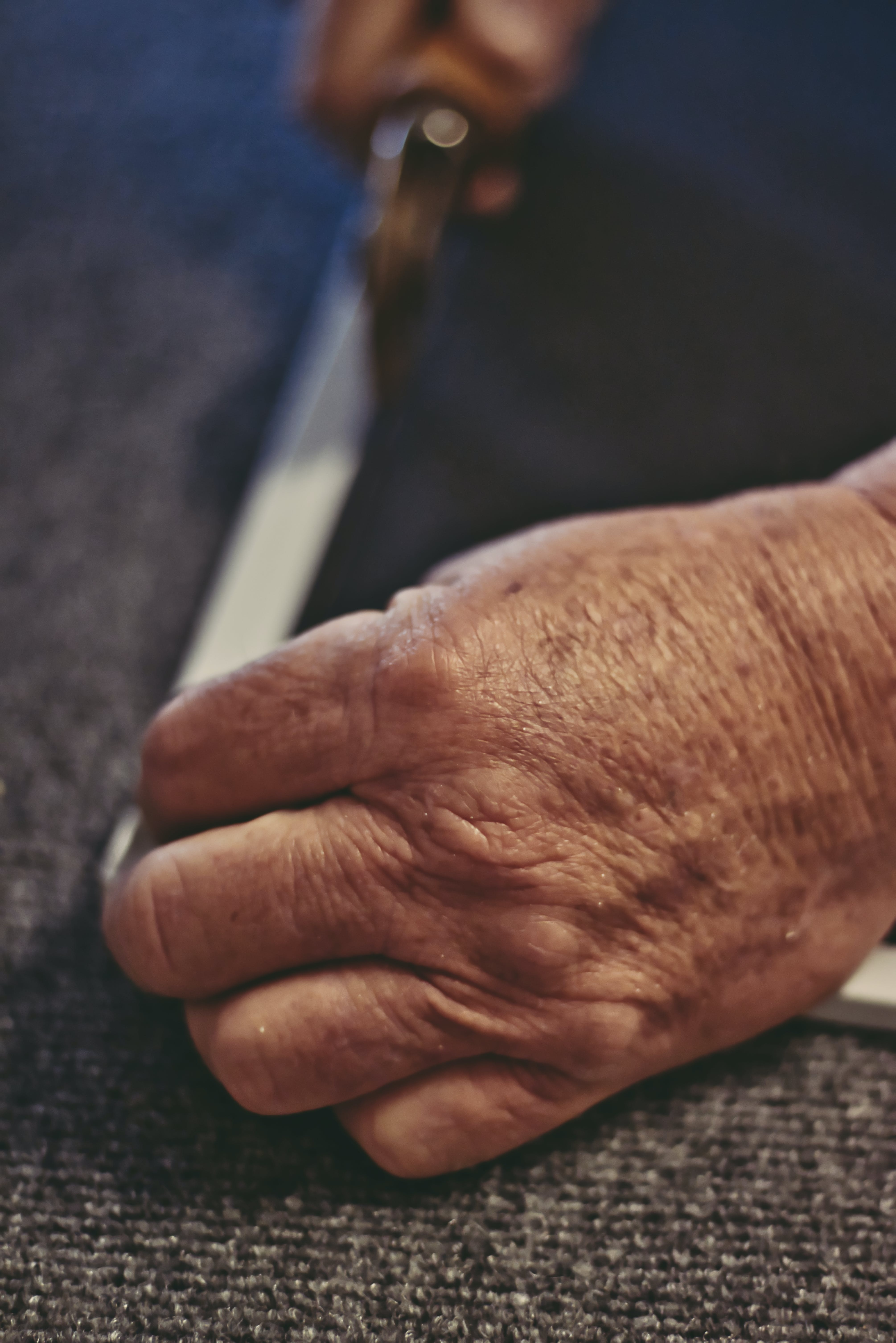 Free stock photo of hands, working hands