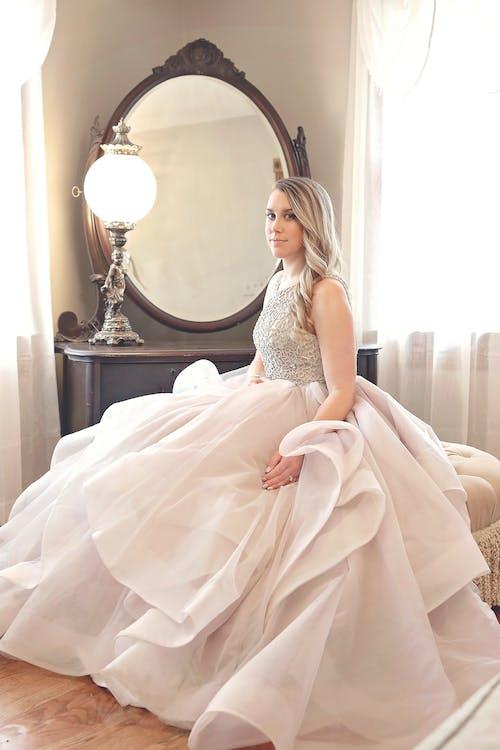 Foto d'estoc gratuïta de boda, clareja, glamur, mirall