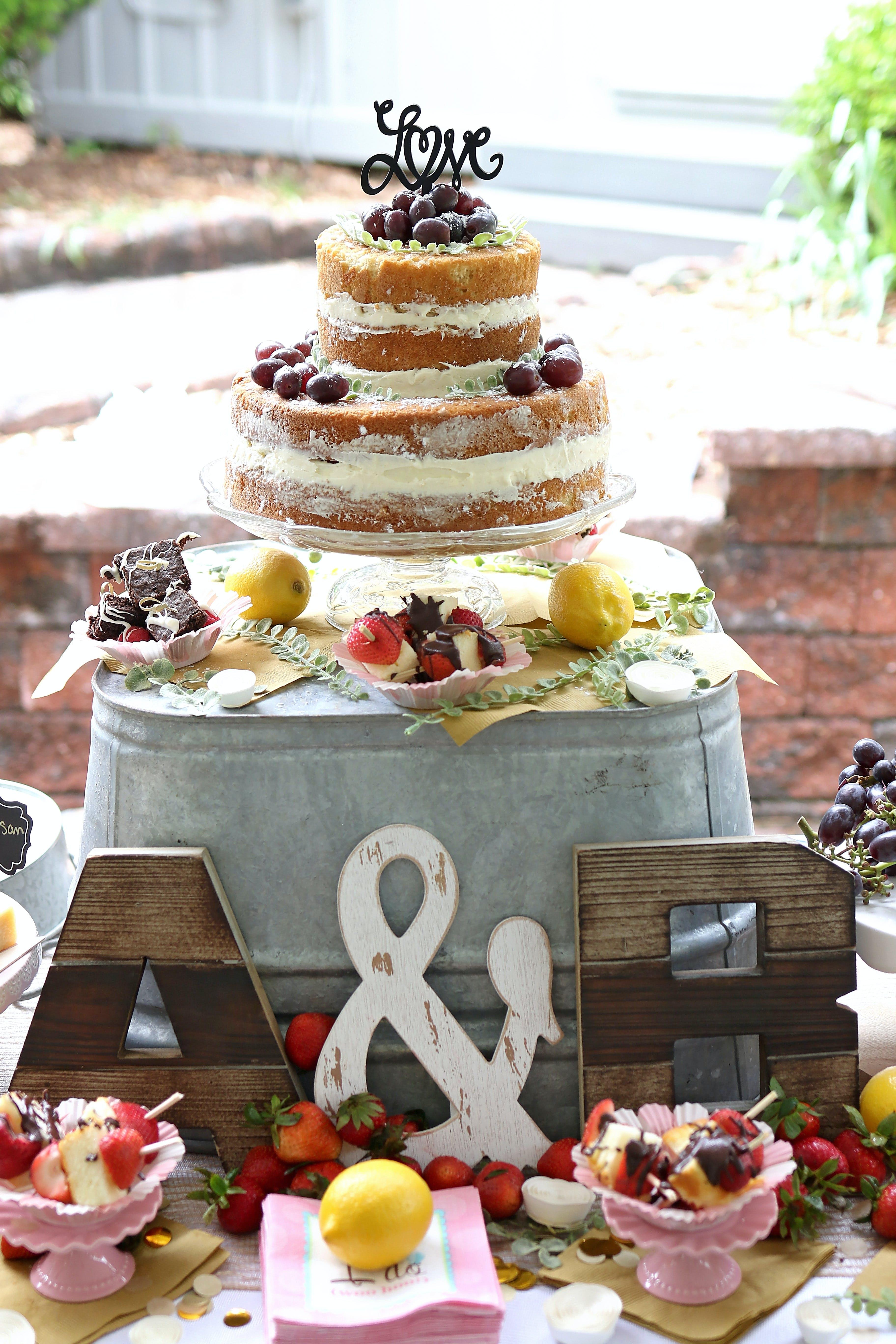 2-layered Cake