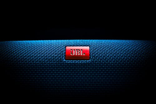 Free stock photo of #wallpaper #jbl #charge3 #blue #black #wallpapers