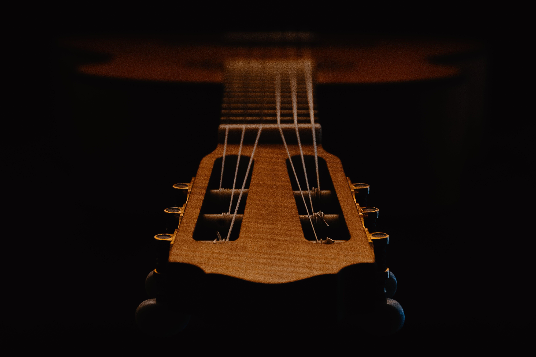 Kostenloses Stock Foto zu gitarre, instrument, klassisch, klassische gitarre