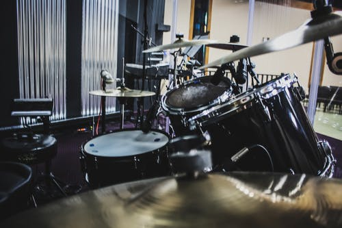 Free stock photo of black, church, church music, cymbal