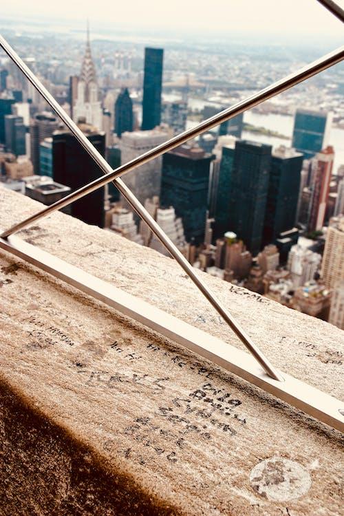 Základová fotografie zdarma na téma Empire State Building, město new york, mrakodrapy, new york
