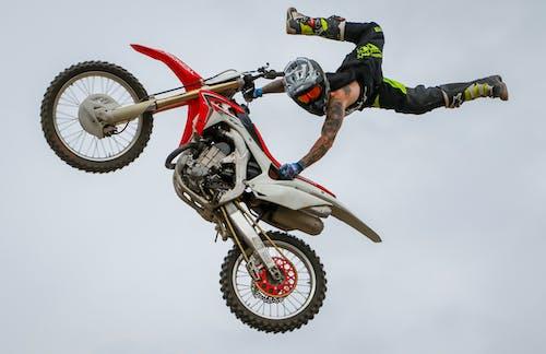 Δωρεάν στοκ φωτογραφιών με canon, dirtbiker, freestyle, motocross