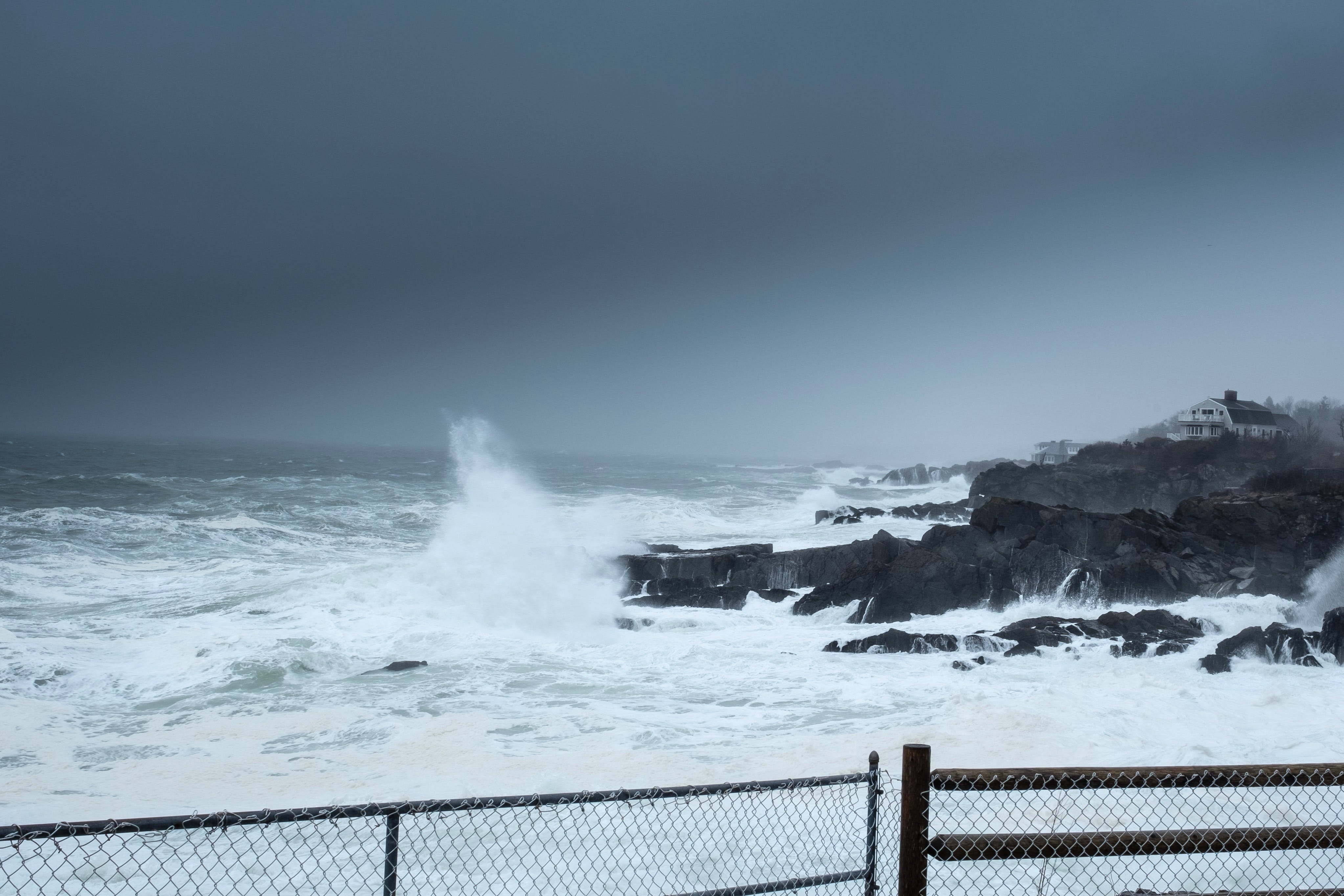 Free stock photo of ocean, stormy