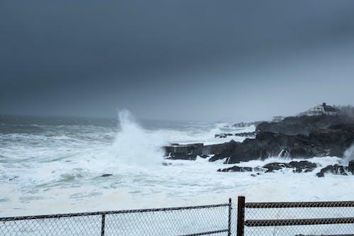 Gratis stockfoto met oceaan, onstuimig