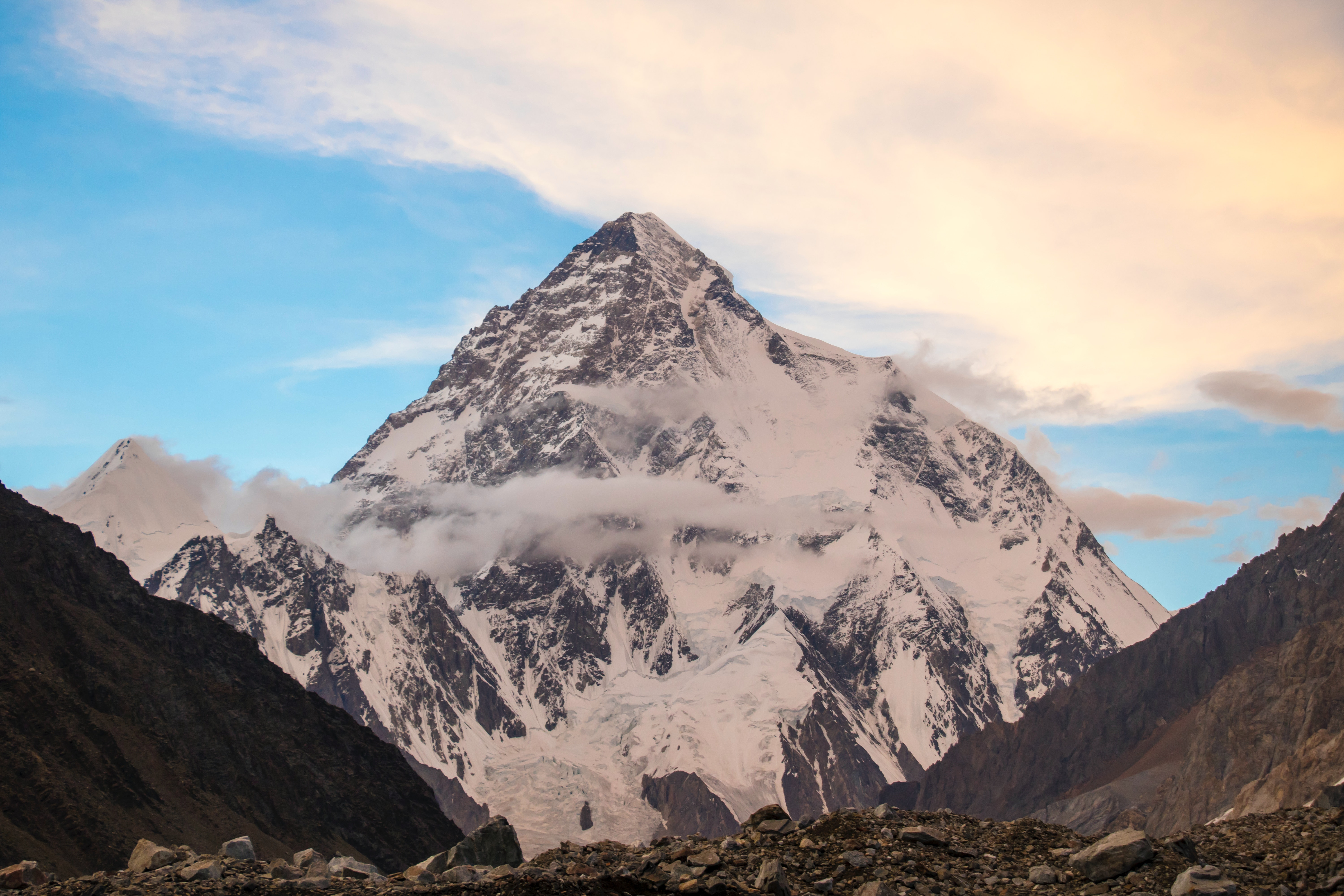 Free Stock Photo Of Chhogori K2 Mount Godwin Austen
