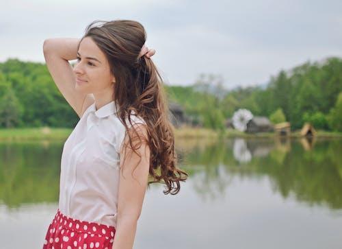 Photos gratuites de amusement, beau, bonheur, cheveu