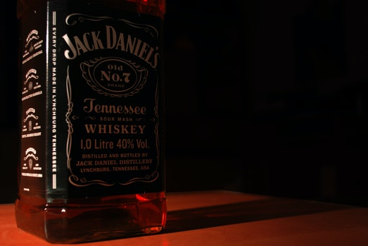 Jack Daniels Whiskey 1 Litre