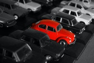 cars, toy, beetle