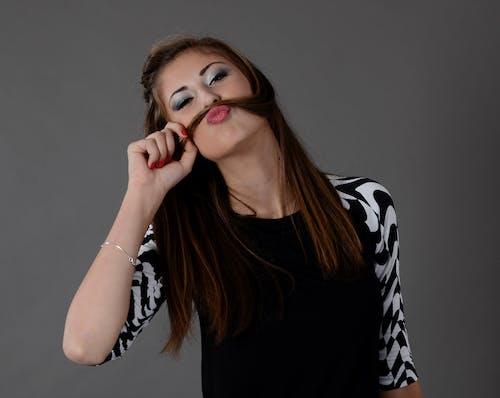 Foto d'estoc gratuïta de aparença, bellesa, bigoti, bonic