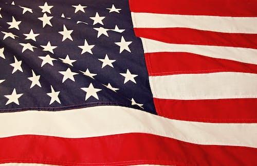 Kostenloses Stock Foto zu 4. juli, amerika, amerikanische flagge, demokratie