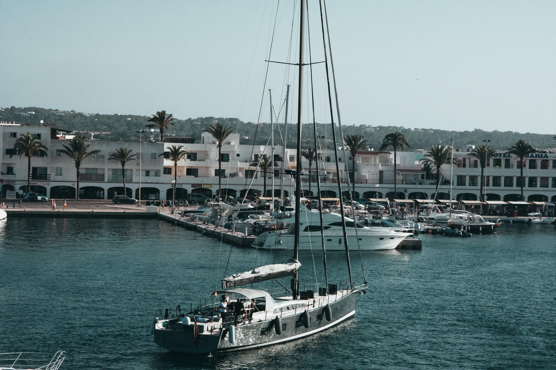 Free stock photo of beautiful, boat, formentera, magnifique