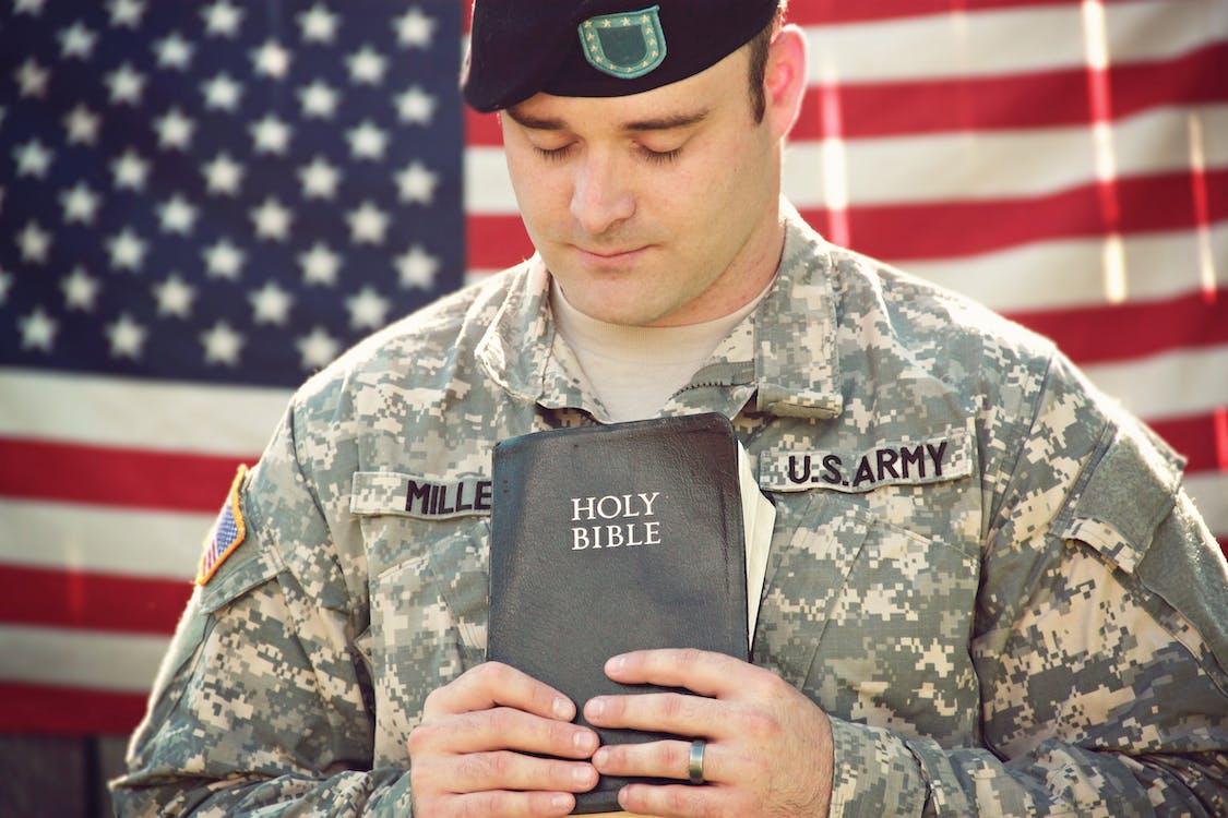 amèrica, Bandera nord-americana, bíblia