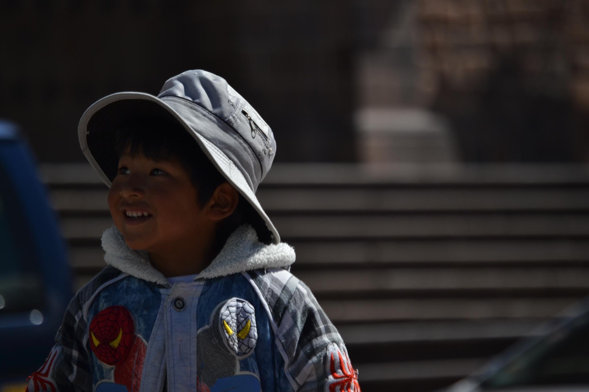 Free stock photo of boy, cusco, cuzco, kid