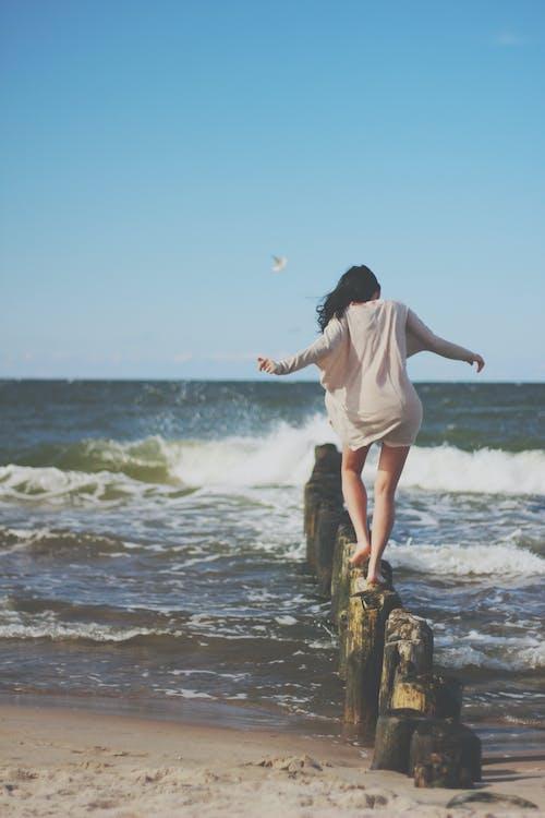 air, alam, belum tua