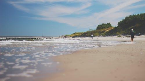 Gratis arkivbilde med hav, havkyst, sand, sjø