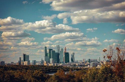俄國, 全景, 夏天, 天空 的 免费素材照片