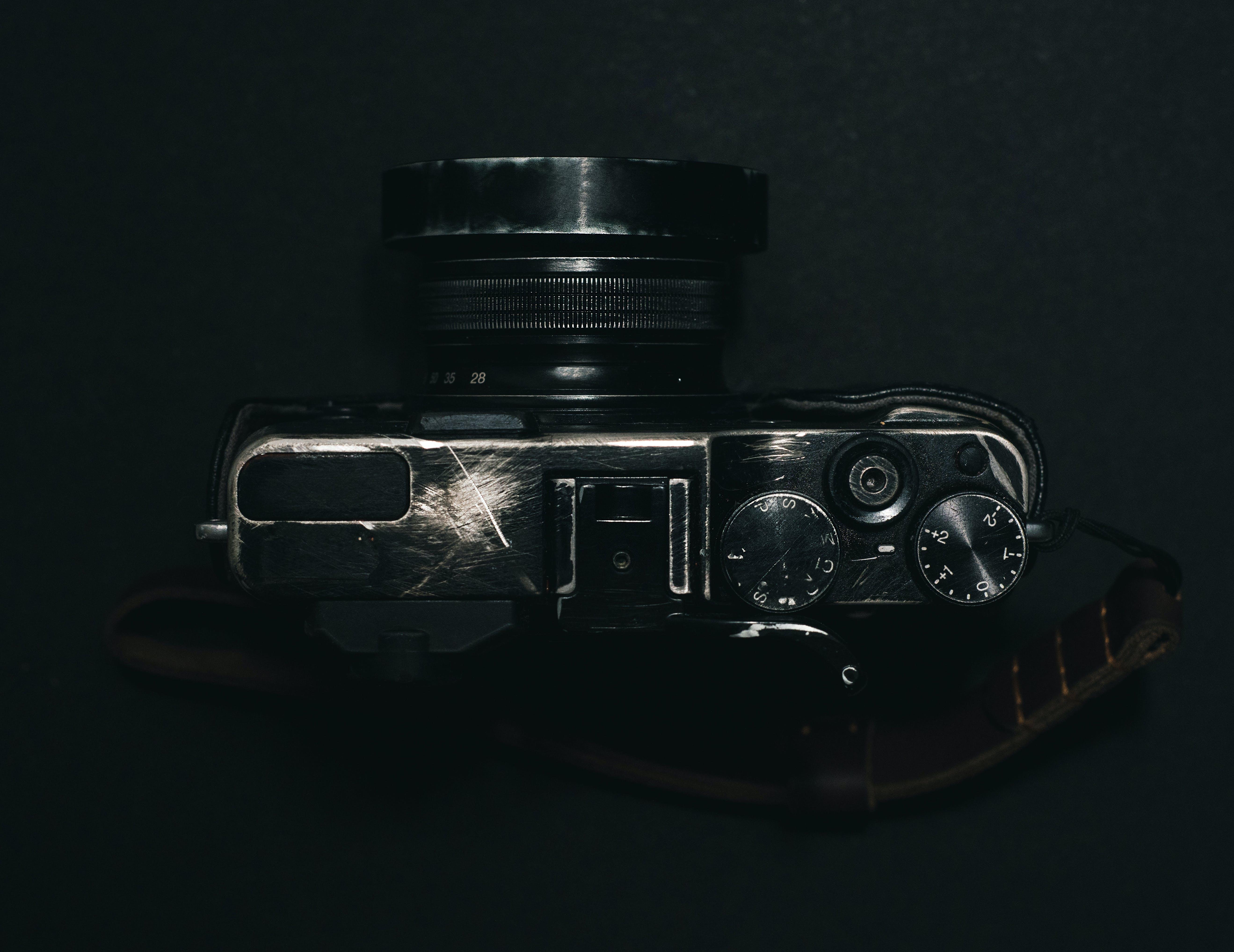 Ingyenes stockfotó fekete-fehér, fényképezőgép, klasszikus témában